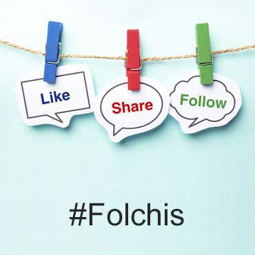 Like Us, Share and Follow us FOLCHI'S